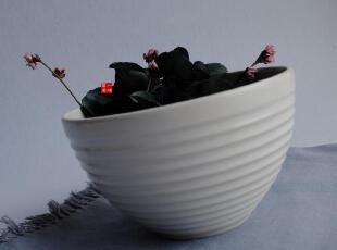 一鸿艺居 外贸陶瓷餐具英国WD瓷碗 饭碗 汤碗 面碗 0.45kg,碗盆,