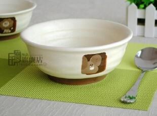 千度陶品*情侣碗*碗*出口餐具*外贸陶瓷*仿古手拉胚*出口日本正品,碗盆,