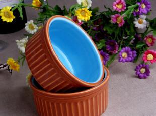 外贸陶瓷餐具新加坡LUZERNE 蛋糕碗\烘焙碗\沙拉碗\布丁碗骨瓷碗,碗盆,