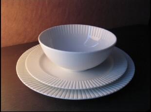 外贸出口 现代简约 经典时尚 面碗 平盘 西餐盘 饭碗,碗盆,