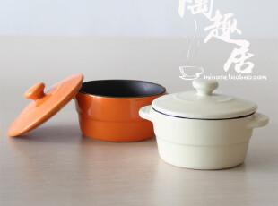 【烘焙陶瓷】DIY蛋糕不粘底烘焙陶瓷碗/炖盅/模具  日本原单陶瓷,碗盆,