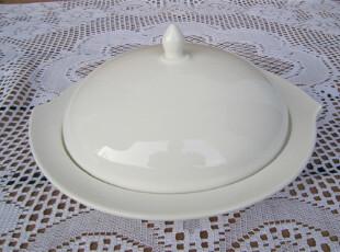 外贸陶瓷 瓷器餐具套装欧美名品新骨瓷特大号餐碗带盖 墩盅,碗盆,