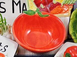 四季的收获 瓷器餐具 可爱水果碗 饭碗 零食碗,碗盆,