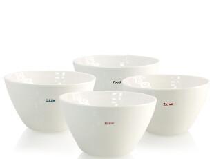 Housemate 秀色可餐 情侣 日式 创意 陶瓷餐具套装 便携 沙拉碗,碗盆,