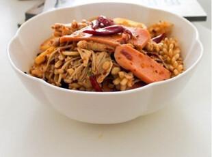 出口外贸陶瓷餐具新骨瓷lz花沙拉碗面碗陶瓷碗创意碗可爱,碗盆,