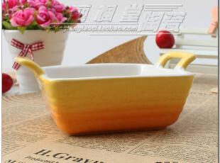 外贸陶瓷 出口原单 碗 沙拉碗 厨房餐具 可爱造型碗 宜家 微波炉,碗盆,