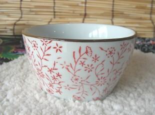 特价 外贸原单 日式方底米饭碗  小汤碗 瓷碗 创意陶瓷餐具釉下彩,碗盆,