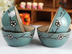 日韩式 晶釉 创意 套装 陶瓷  外贸原单 套装  元宝碗 Y08,碗盆,