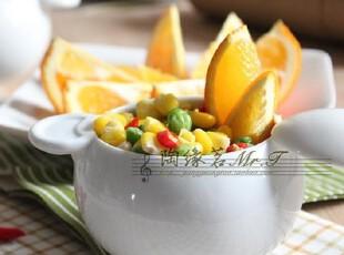 les inseparables 下午茶碗 零食碗 陶瓷 出口 纯白时光,碗盆,