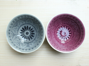 日本原单 和风 日式 餐具 陶瓷 碗碟 点心碟 小菜碟,碗盆,