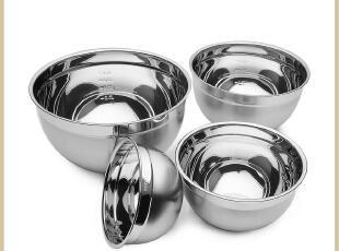 铂帝斯BODEUX 不锈钢魔术四合一调料盆/水果盆/沙拉碗,碗盆,
