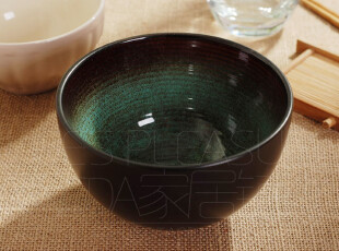Kingda家居铺子 外贸陶瓷餐具 出口瓷器 草原之夜 米碗 面碗汤碗,碗盆,
