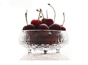 芬兰Iittala Ultima 极冻无铅玻璃小碗 极致冰雪剔透 直径11.5cm,碗盆,