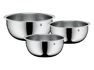 买就送三皇冠 福腾宝 WMF Function Bowls厨房碗三件套0645699990,碗盆,