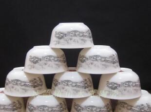 景德镇陶瓷餐具 釉中彩高档骨瓷陶瓷碗,碗盆,