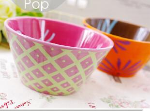 异域。复古欧式面碗 汤碗沙拉碗 陶瓷外贸餐具 可做花盆 鱼盆做旧,碗盆,