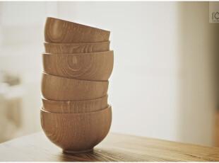 日本原单栗木免漆碗套装 无漆儿童餐具 女士套装还有少量,碗盆,