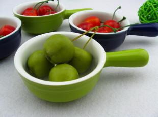 新品上架 超可爱 有柄迷你烤碗 布丁碗 法式焗蜗牛碗  2色可选,碗盆,