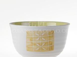 潮商/陶瓷餐具/日式碗/和风大饭碗/汤碗/手绘/瓷碗/釉下彩/米饭碗,碗盆,
