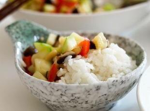 猪猪推荐:超可爱冰裂釉单柄米饭碗/调料碗 出口 西餐餐具,碗盆,