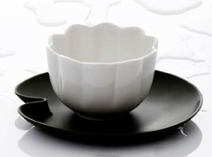 台湾 JIA Inc 莲花系列 点心碗/沙拉碗/汤碗 白,碗盆,