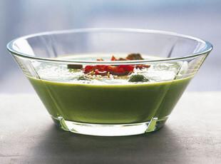 预定 丹麦Rosendahl 无铅水晶玻璃碗 极简透明4件套15cm 用餐享受,碗盆,