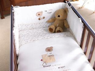 英国著名品牌 婴儿薄被子 幼儿薄被子 可爱熊薄被子 1.0Tog薄被子,空调毯,