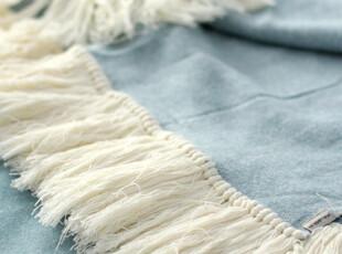 天鹅湖 超细腻羊绒毯 休闲毯 装饰毯 空调毯,空调毯,