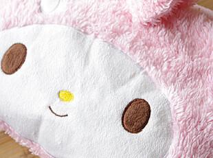 超Q萌物 MyMelody美乐蒂  珊瑚绒披肩空调毯子休闲毯毛毯午休桌枕,空调毯,
