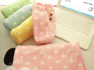可爱小糖果卷卷毯 空调毯  车用毯  珊瑚绒毯,空调毯,