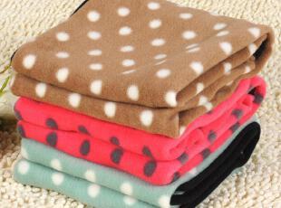 o[潮品97折]夏季空调毯宠物毛毯被子 狗狗用品 狗窝狗毯子猫毯子b,空调毯,