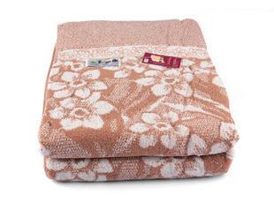 环保天然彩棉空调毯 透气毯 毛巾毯,空调毯,