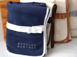 日本订单♥ 摇粒绒休闲毯毛毯 空调毯 婴儿毯 多用毯 两色入,空调毯,