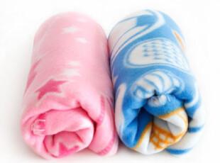 舒适印花毛绒宠物毛毯 宠物用品 空调毯 春夏猫窝狗窝必备,空调毯,