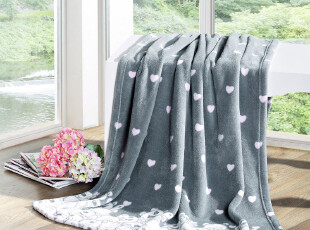 艾维家纺 毛毯珊瑚绒毯子 儿童毯 空调毯 毛巾被 夏毯 特价包邮,空调毯,