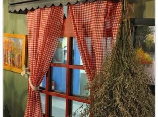 斯卡布罗市集 实木房檐 窗帘盒 咖啡馆家具 入户花园家具 可订做,窗帘,