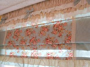 『韩国网站代购』甜蜜蜜 极致优雅绝美花园宴会派对木耳边窗帘,窗帘,