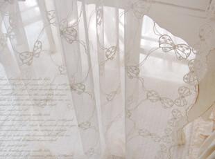 『韩国网站代购』我的甜美生活 快乐蝴蝶结舞蹈蕾丝窗帘,窗帘,