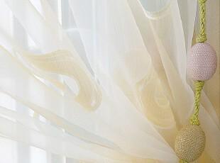 〓持家太太〓韩国家居*韩国窗帘挂件/窗帘挂链MH90077,窗帘,