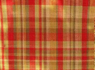 陌上花开 欧式/美式乡村整体软装设计红格/窗帘定制,窗帘,