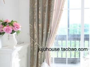 「朱朱家园」在韩国定做*明星窗帘-Luxury窗帘ST707,窗帘,