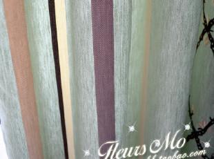 依然恬静 美式乡村地中海欧式进口面料/高档棉布窗帘定制,窗帘,