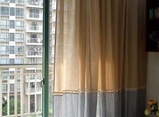 【3米家】小精致生活/雅致拼接窗帘/手工拼布窗帘,窗帘,