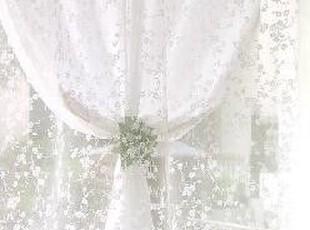 *在韩国定做*韩国EMS直送*韩国进口双层窗纱窗帘RS00053,窗帘,