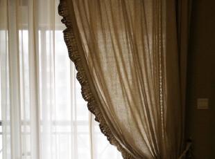 【3米家】美式乡村窗帘定制/乡村风格 窗帘/窗帘定制,窗帘,