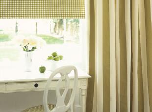 窗帘布艺/窗帘订制/新款热销/地中海窗帘/简约现代/橄榄绿,窗帘,