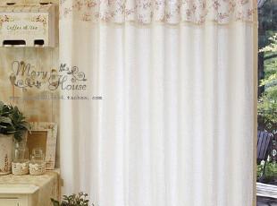 〓持家太太〓韩国家居*韩国高档田园窗帘MH0188(新品),窗帘,