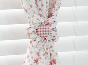 2012新品㊣韩式窗帘 碎花恋情 同款搭配窗帘扣 成品现货,窗帘,