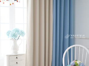 佳图品牌 高档全遮光时尚窗帘 卧室客厅创意遮光窗帘,窗帘,