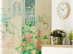 ★公主梦想★韩国*我的秘密花园*挂钩式遮光窗帘*单片装W2368,窗帘,